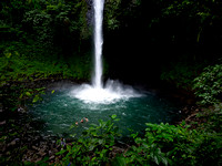 La Fortuna Waterfall, Arenal area.